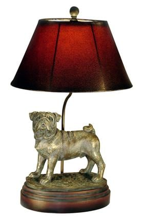 Wacky Lamps dog lamps # 5: wacky or tacky? | euro puppy